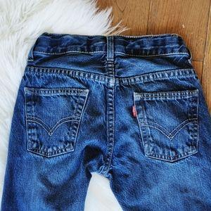 Boys 505 Levis jeans